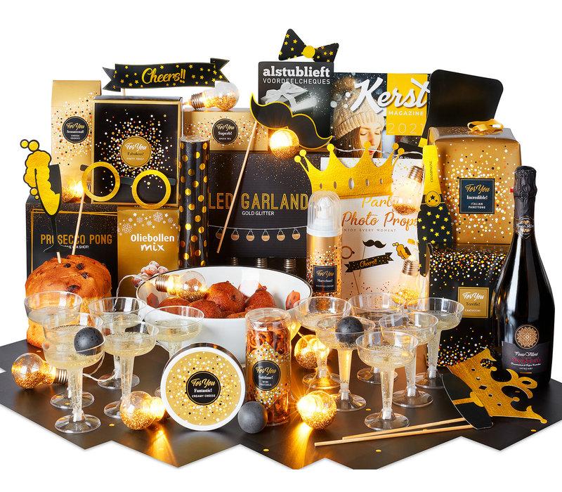 Kerstpakket Classy party - 21% BTW