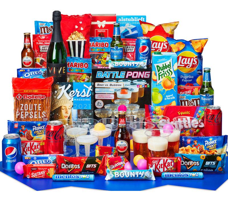 Kerstpakket Big Party - 21% BTW