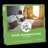 Gift for you - Puur Overnachten  - Digitaal