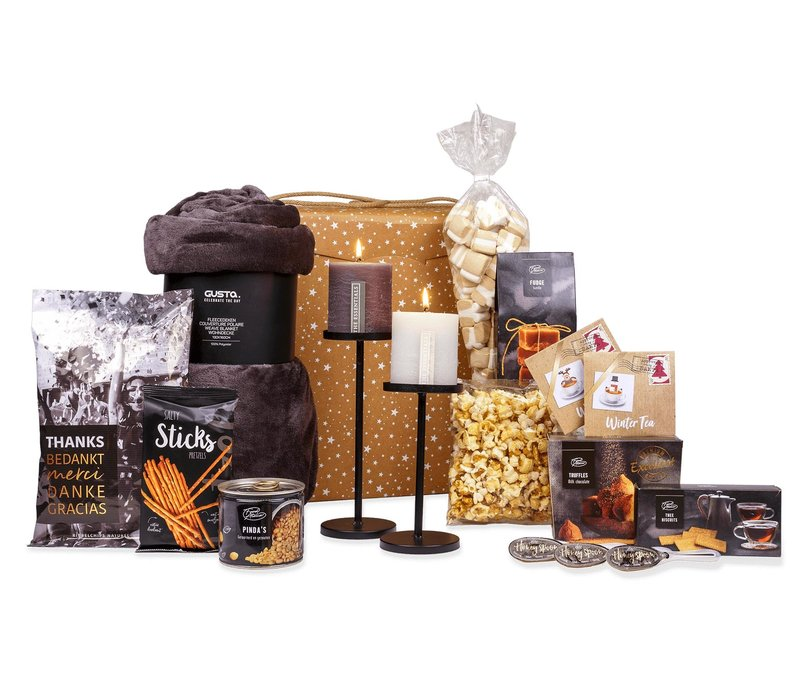 Kerstpakket Warm gevoel - 9% BTW