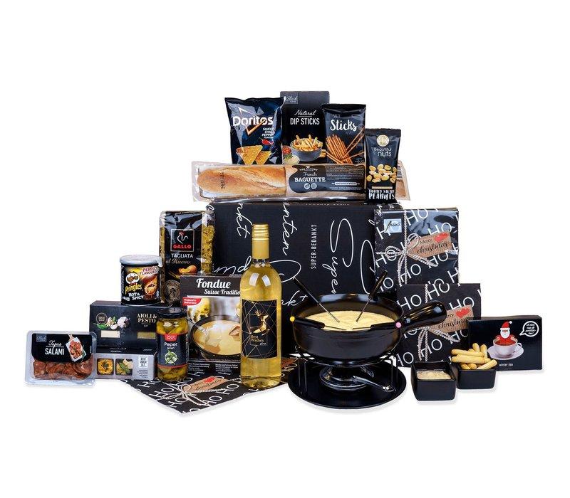 Kerstpakket Say cheese - 9% BTW