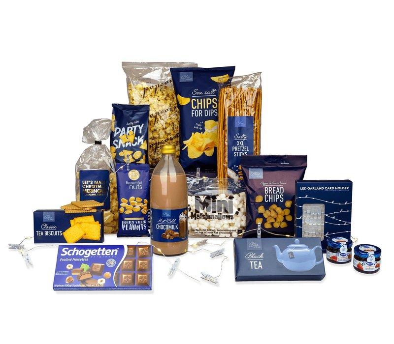 Kerstpakket Pretty blue - 9% BTW