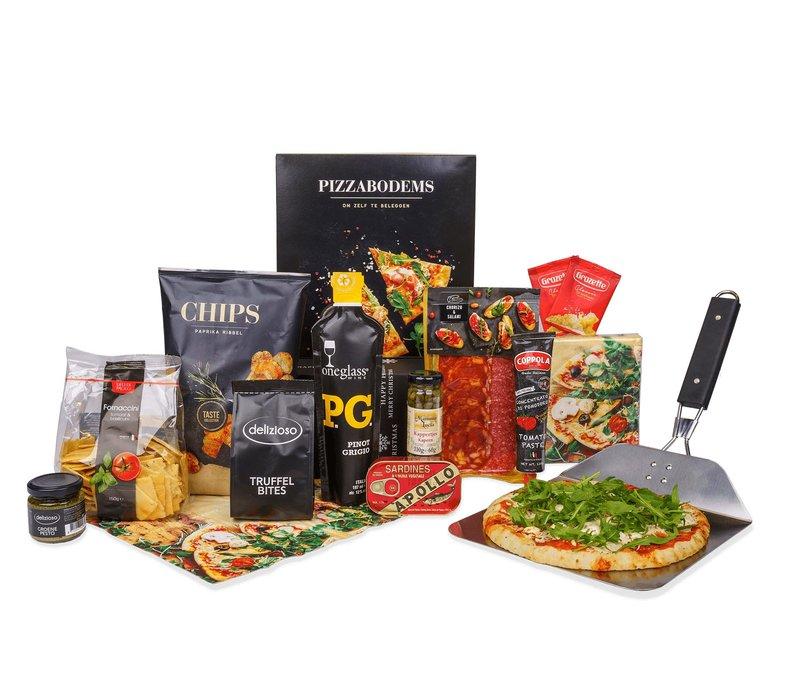 Kerstpakket Pizza di mama - 9% BTW