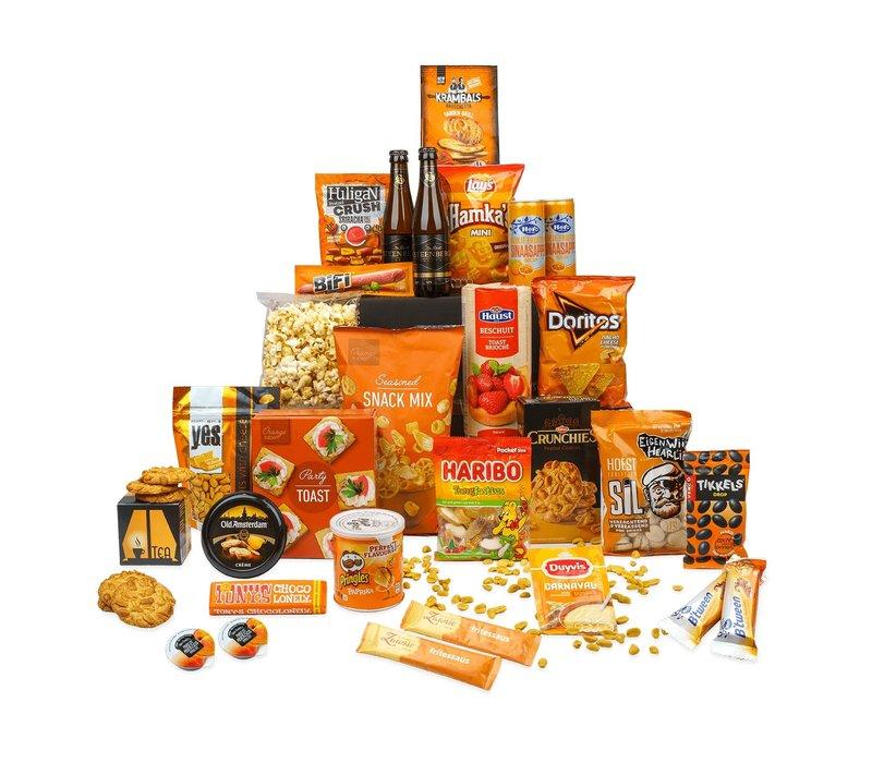 Kerstpakket Oranje boven - 21% BTW
