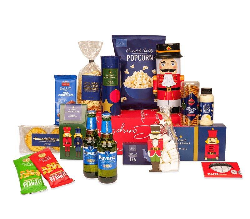 Kerstpakket Nutty Christmas - 9% BTW