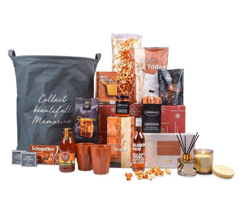 Kerstpakket Mooie collectie - 9% BTW