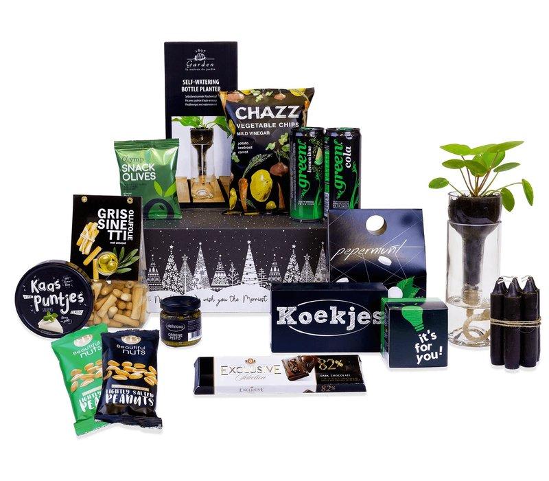 Kerstpakket Groene vingers - 21% BTW