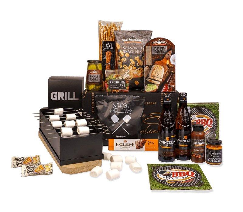 Kerstpakket Grill & Chill - 21% BTW