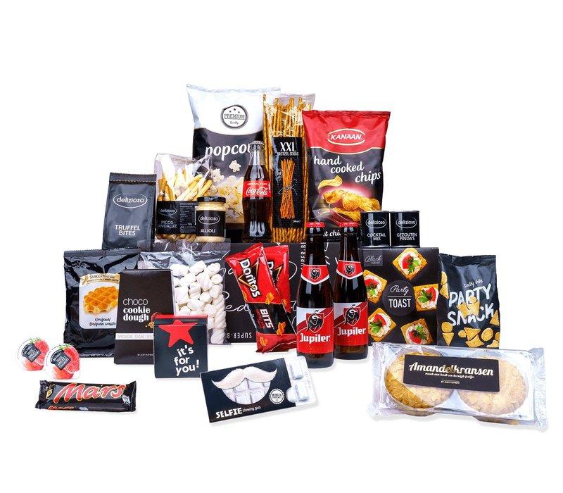 Kerstpakket Genieten XL - 21% BTW