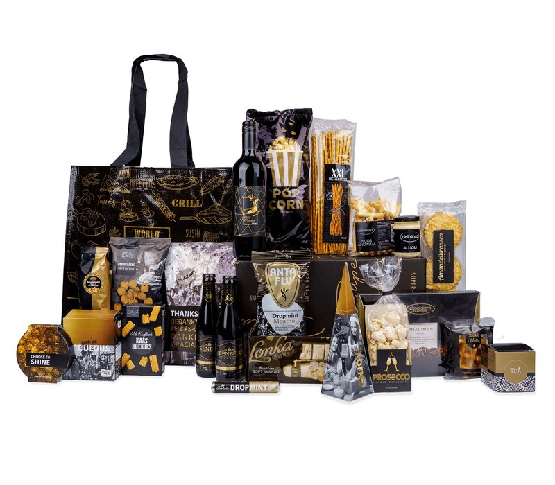 Kerstpakket Een tas vol - 9% BTW