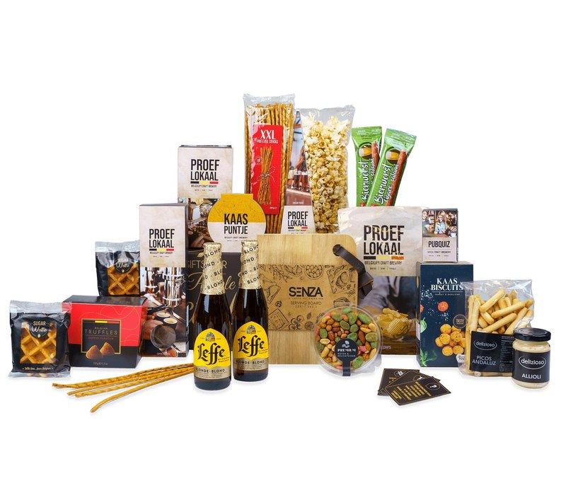 Kerstpakket Belgische toppers - 21% BTW