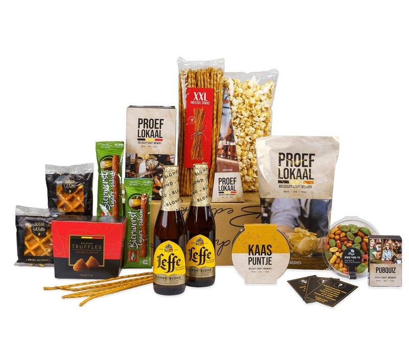 Kerstpakket Belgische Heerlijkheden - 21% BTW