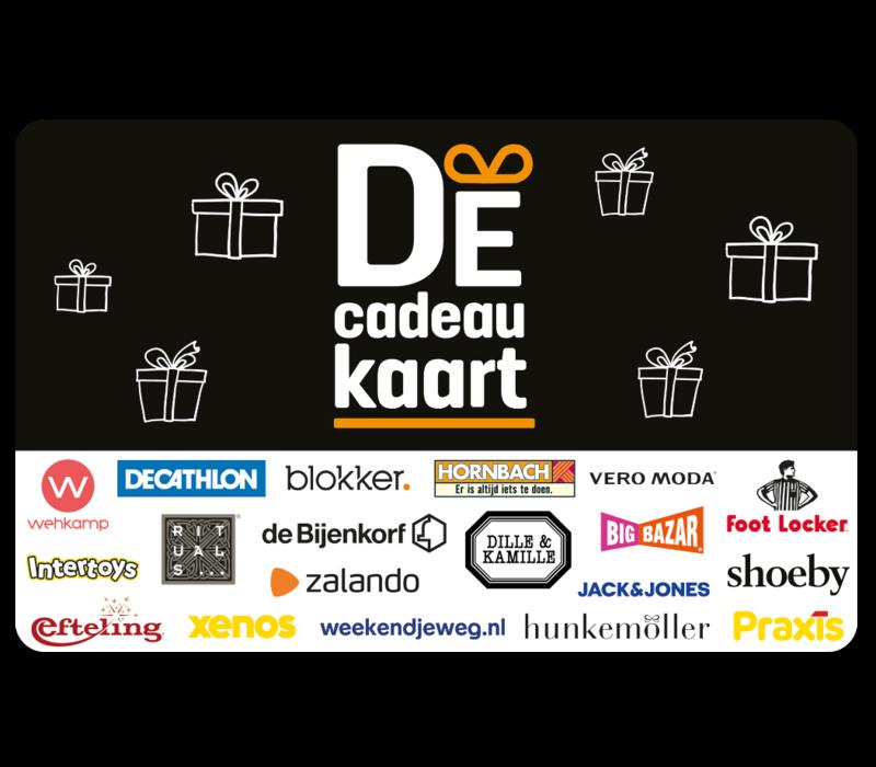 DE Cadeaukaart digitaal
