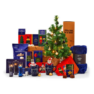Kerstpakket Oh dennenboom