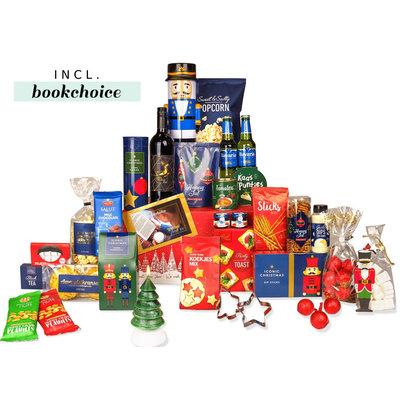 Kerstpakket Nutty Christmas XL