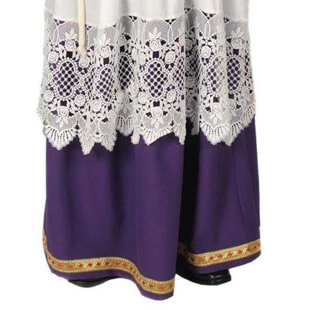 Sint rok paars