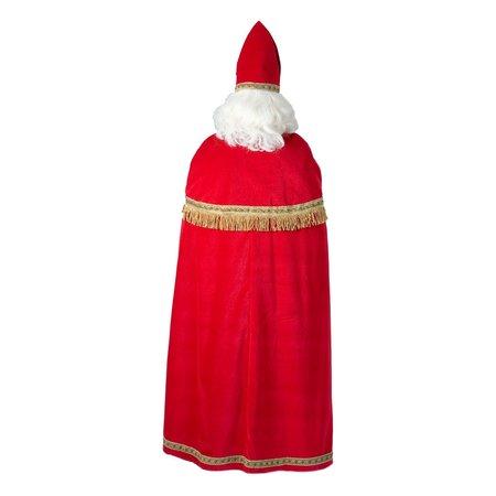 Luxe Sinterklaas kostuum 5-delig