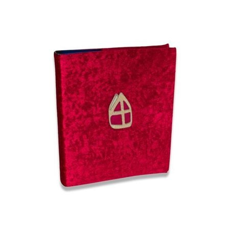 Sinterklaas boekomslag met mijter