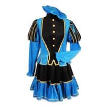 Dames Pietenpak Murcia Zwart/Turquoise