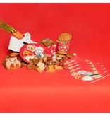 Bekertjes Sinterklaas (6 st)