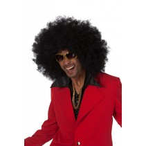 Grote Afro pruik