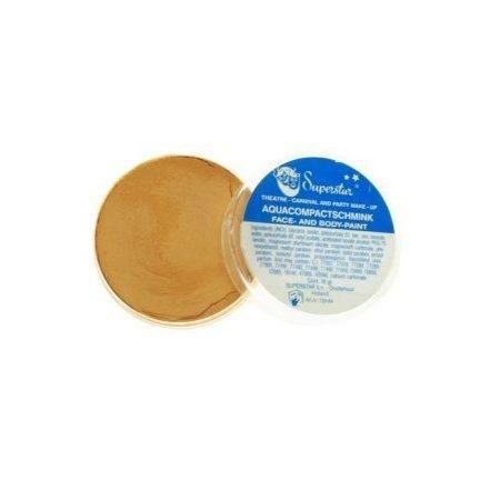 Aqua compact schmink goud 16gr nr.47