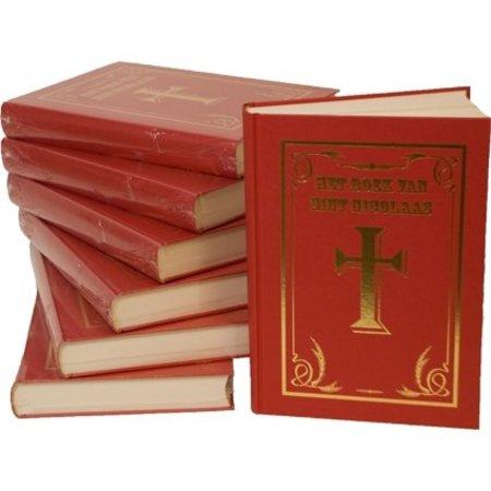 Sinterklaasboek luxe extra dik