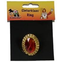 Sinterklaas ring ovaal verstelbaar