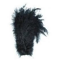 Floss veer zwart