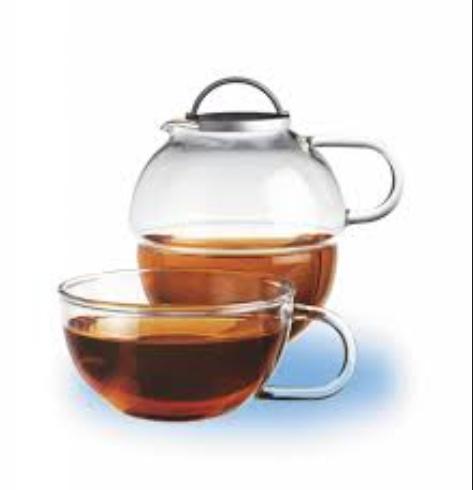 Tea for One en 9 theebloemen