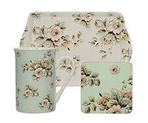 Katie Alice Cottage Flower Time for tea cadeau set