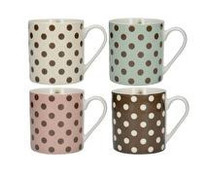 Katie Alice Cottage Flower Spot mugs 330ml