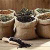 Zwarte thee Cranberries