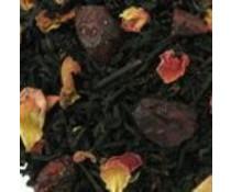 Zwarte thee Cranberies