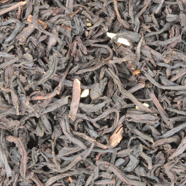 Zwarte thee Kokos