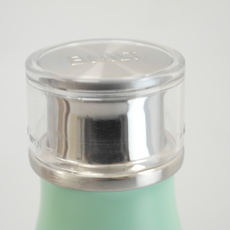 Thermosfles dubbelwandig in 3 kleuren
