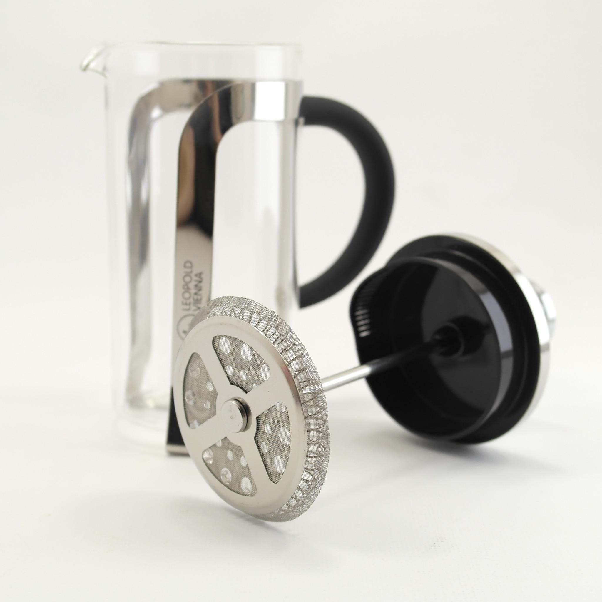 Thee- & koffiemaker RVS 350 ml