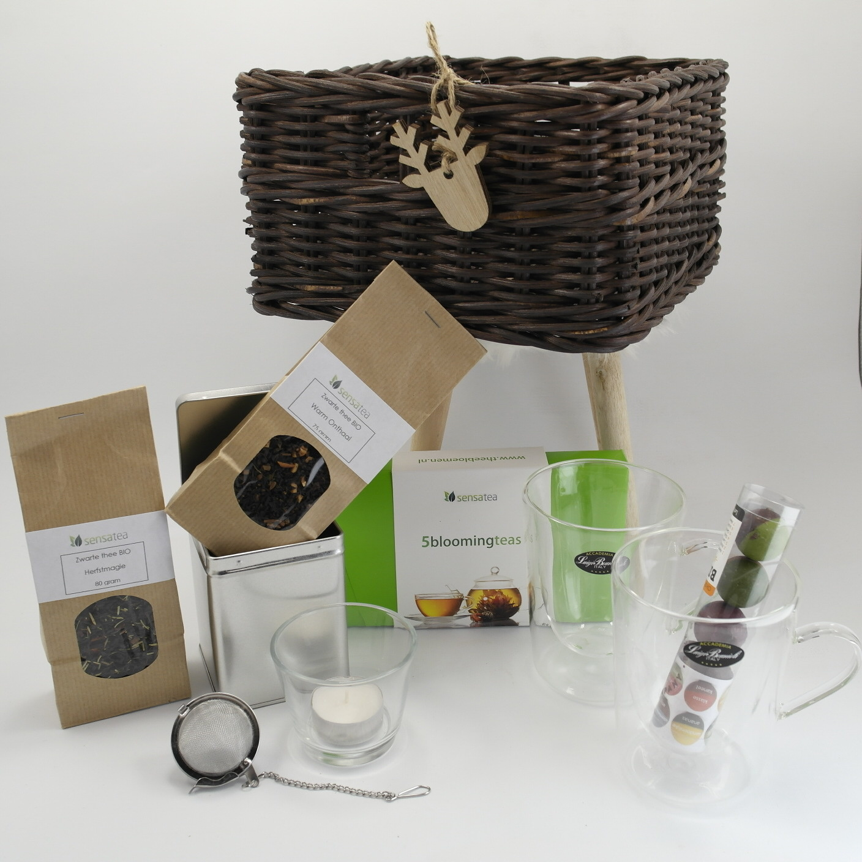 Prachtige pakketten en relatiegeschenken vanaf
