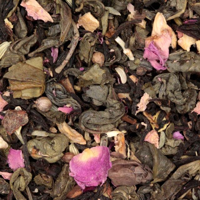 Groene en zwarte thee Harmonie