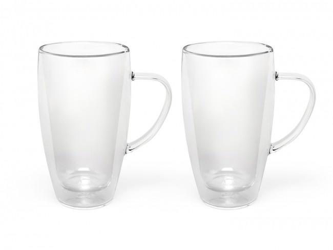 Theeglas dw Duo 320 ml st/2