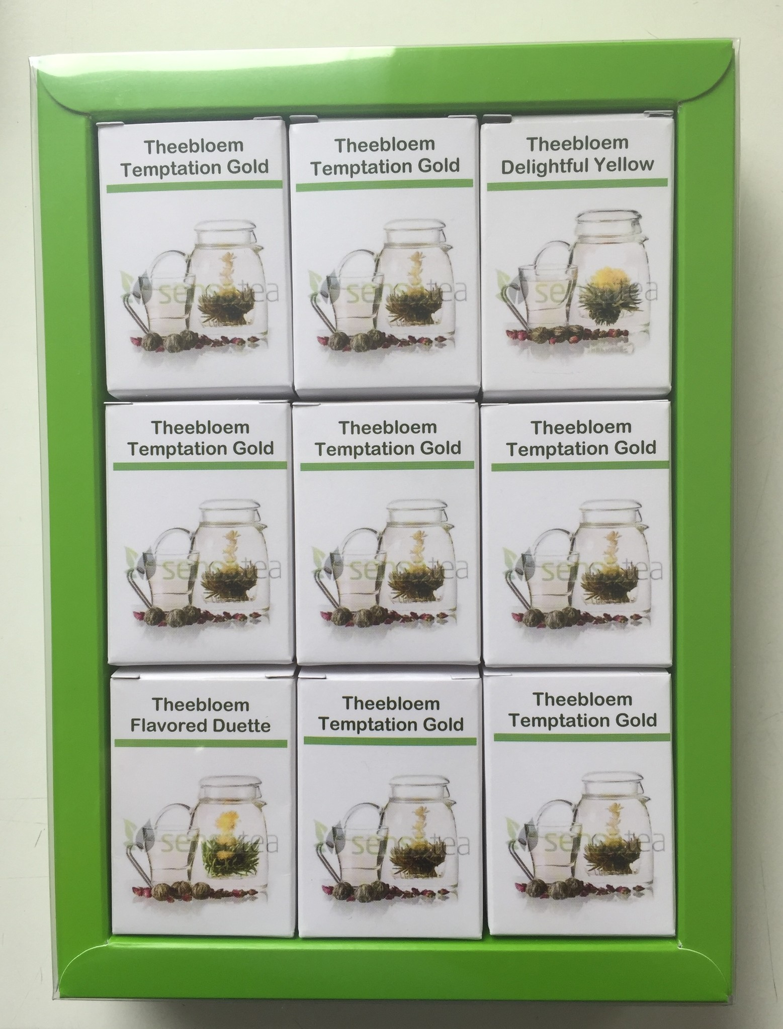 Theepot Bamboe 800 ml