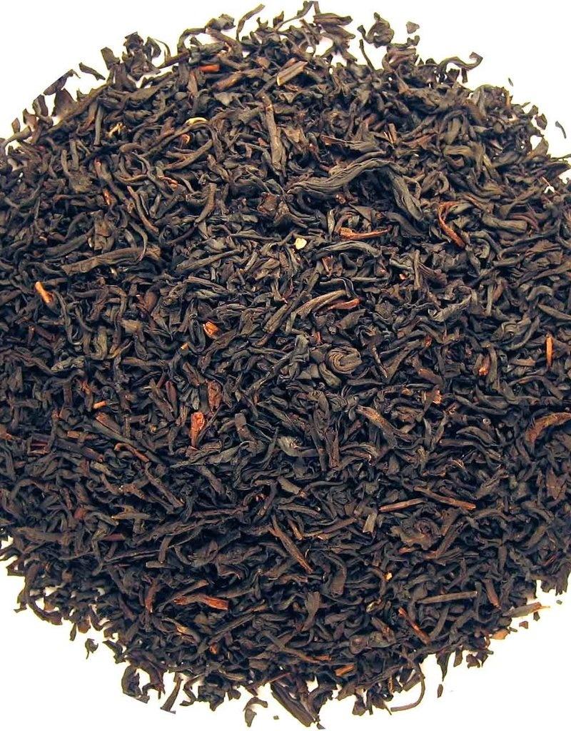 Zwarte thee Rabarber Room