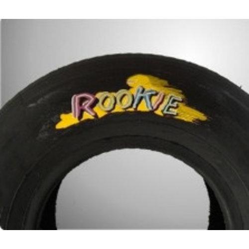 Maxxis Rookie  geel setprijs 4 stuks