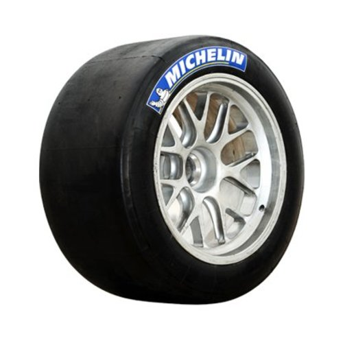 Michelin Slicks & Regenbanden