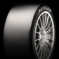 Dunlop slick 305/660R18 H96D CM008