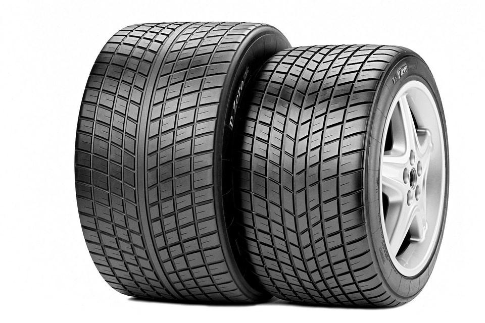Pirelli Pirelli Regenband 315/705/R19 WH WS