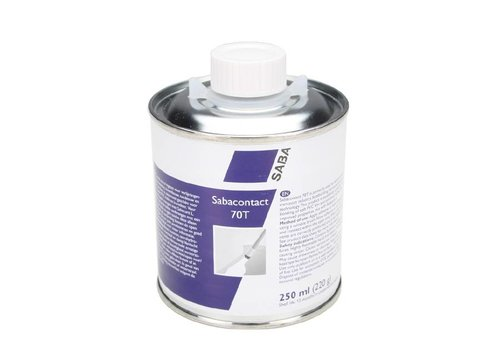 PVC lijm 250ml