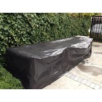 Hoes tuinset PVC 450 gr/m² op maat