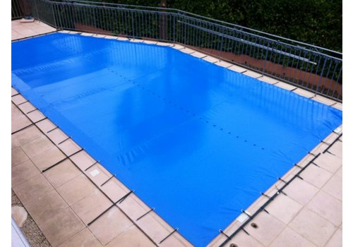 Pool cover Winter made-to-measure