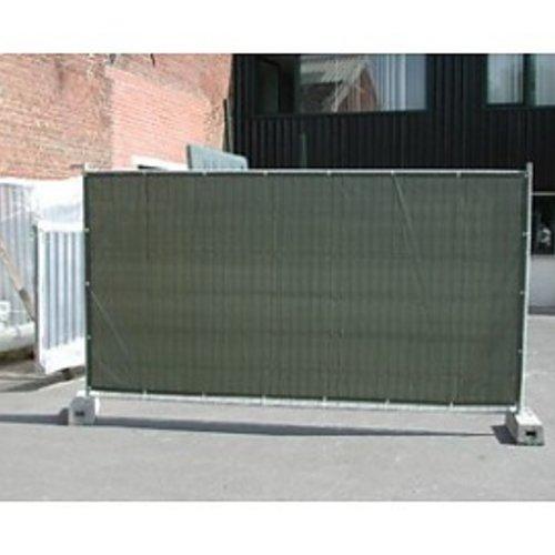 Fence tarps
